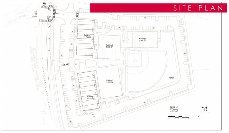 Dacula Family Festival Site Plan